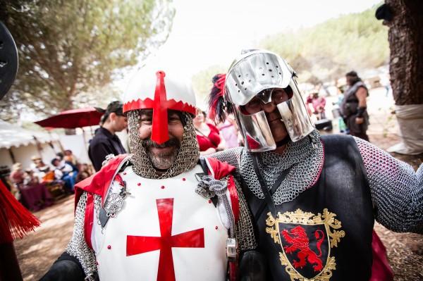 SLO ren faire 2014: knights