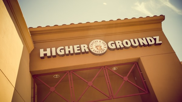 higher groundz coffee shop