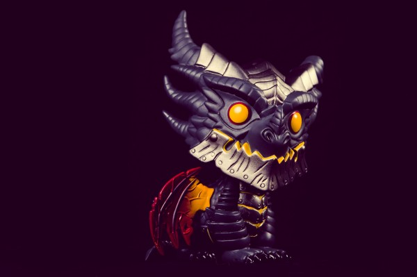 deathwing pop! toy