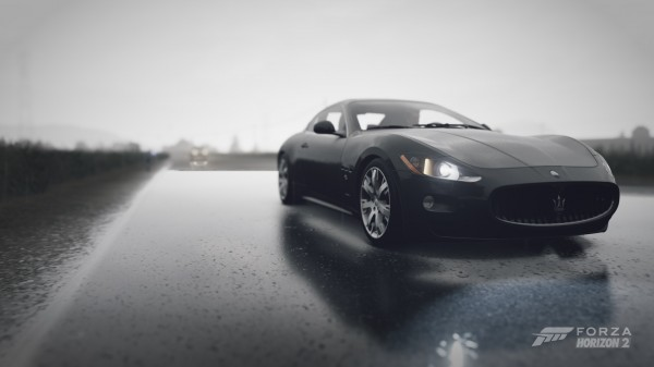 photo of maserati car in Forza Horizon 2