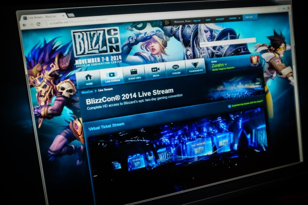 blizzcon virtual ticket