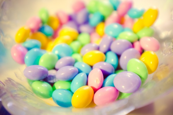 easter candy | photograph by Brian J. Matis