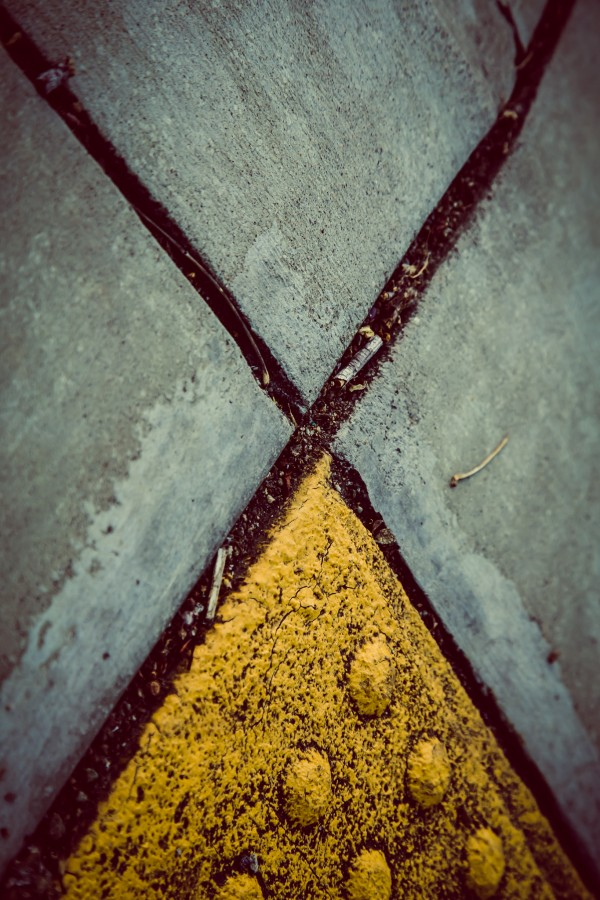 letter X | photograph by Brian J. Matis