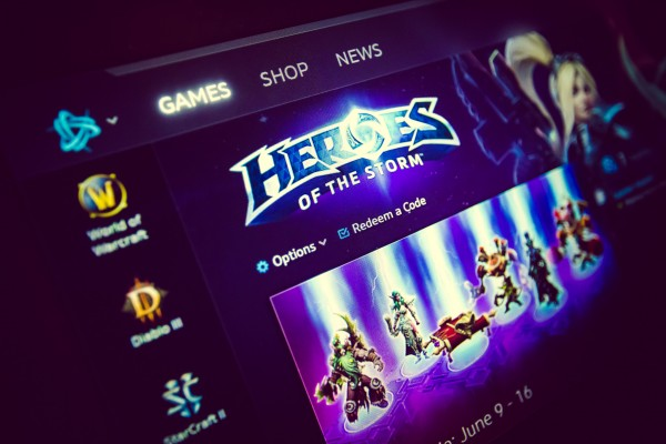 Heroes of the Storm   photograph by Brian J. Matis