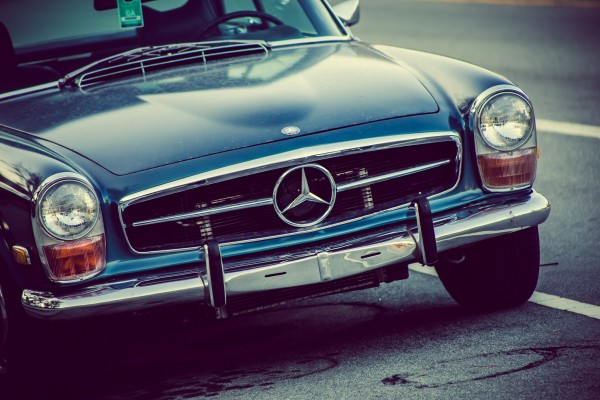 mercedes | photograph by Brian J. Matis