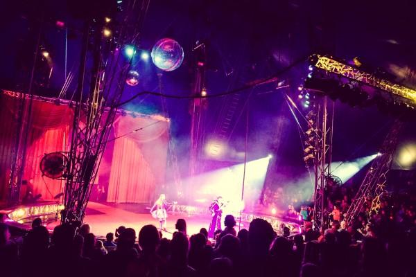 circus | photograph by Brian J. Matis